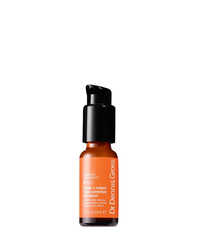 Dr. Dennis Gross Skincare - Skincare Ferulic Acid + Retinol Triple Correction Eye Serum