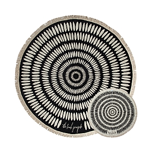 The Beach People Tulum Roundie Beach Towel