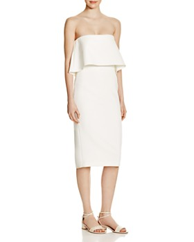 LIKELY - Driggs Strapless Dress