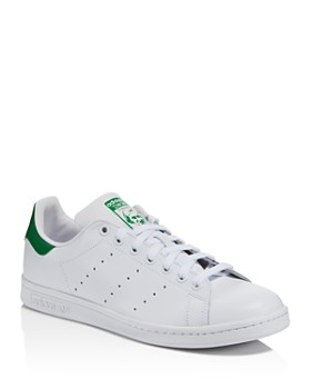 Adidas - Men's Stan Smith Leather Low-Top Sneakers