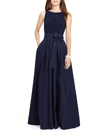 Ralph Lauren - Taffeta Gown