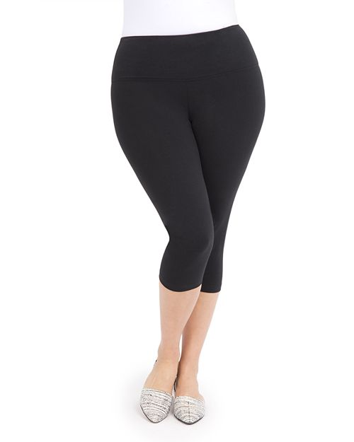 Lyssé Plus - Capri Leggings