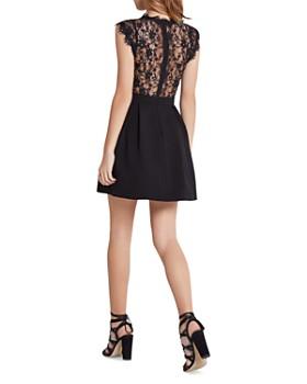 BCBGENERATION - Lace Detail Essential Dress