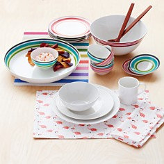 kate spade new york - Wickford Stripe Serveware - 100% Exclusive