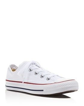 f88e1a4ae27b Converse - Women s Chuck Taylor All Star Lace Up Sneakers ...