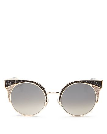 Jimmy Choo - Women's Oras Cat Eye Sunglasses, 51mm