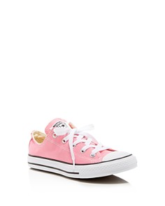 Converse - Girls' Chuck Taylor All Star Lace Up Sneakers - Toddler, Little Kid