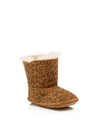 UGG® - Girls' Cassie Leopard Booties - Baby