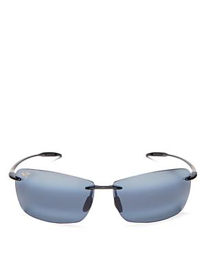 Unisex Lighthouse Polarized Rimless Sunglasses