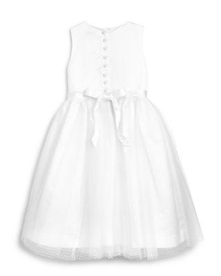 Us Angels Ballerina Flower Girl Dress