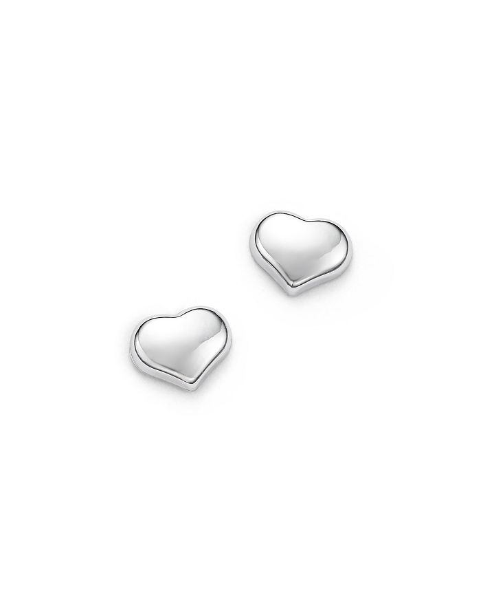 Roberto Coin - 18K Gold Small Heart Stud Earrings