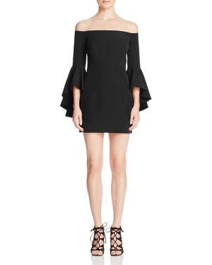 Milly Italian Cady Selena Mini Dress