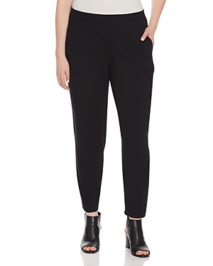 Eileen Fisher Plus System Slim Slouchy Ankle Pants plus size,  plus size fashion plus size appare