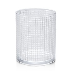 Waterworks Prism Glass Wastebasket - Bloomingdale's_0