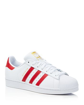 51c6c5bafba1 Adidas - Men s Superstar Foundation Lace Up Sneakers