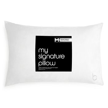 Bloomingdale's - My Signature Pillow, Medium Density, Queen - 100% Exclusive