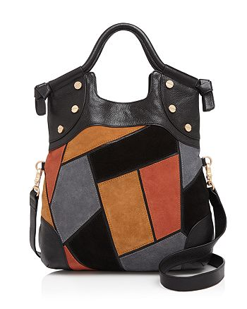 Foley and Corinna - Patchwork FC Lady Tote