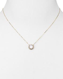 "Nadri - Pendant Necklace, 16"""