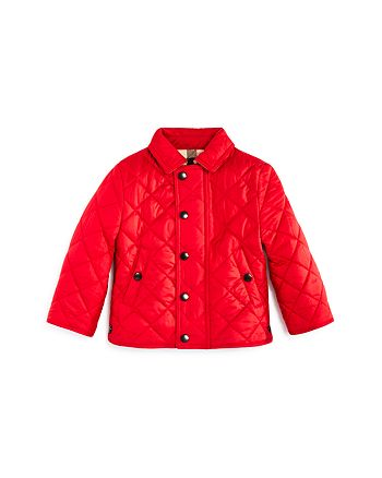 Burberry Boys Diamond Quilted Jacket Baby Bloomingdales