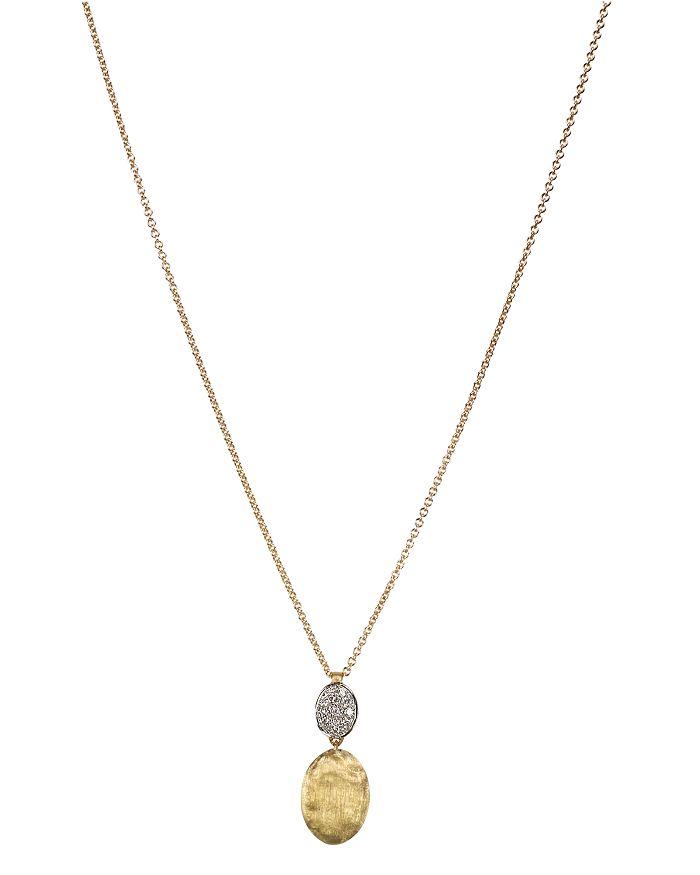 "Marco Bicego - Siviglia Diamond Necklace, . 1 ct. t.w., 16.5"""
