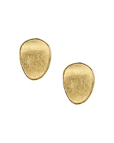 Marco Bicego 18K Yellow Gold Lunaria Stud Earrings - Bloomingdale's_0