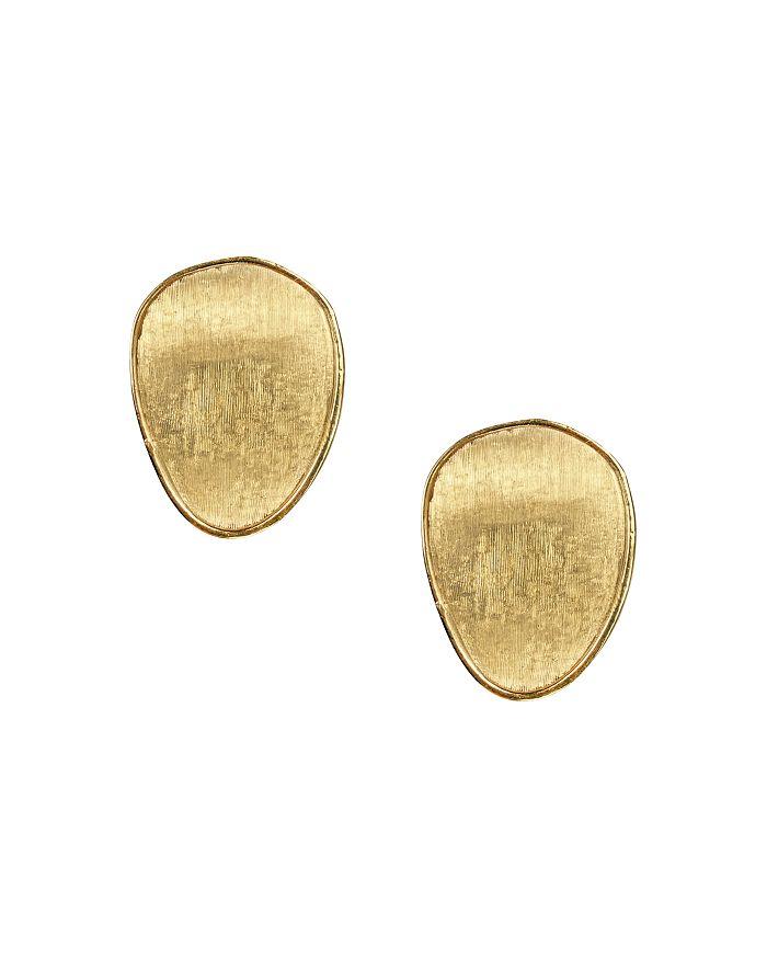 Marco Bicego - 18K Yellow Gold Lunaria Stud Earrings
