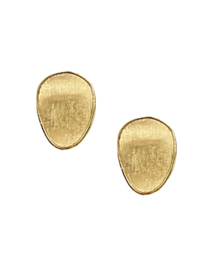 Click here for Marco Bicego 18K Yellow Gold Lunaria Stud Earrings prices