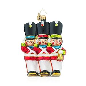 Christopher Radko Merry Marchers Ornament