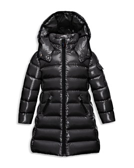 Moncler - Unisex Moka Hooded Puffer Jacket - Little Kid