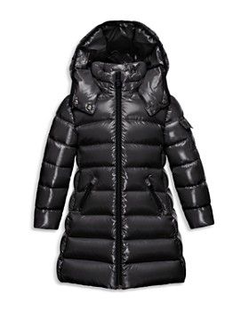 Moncler - Girls' Moka Hooded Puffer Jacket - Big Kid