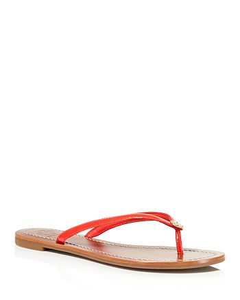 8244a575280 Tory Burch - Women s Terra Thong Flip Flop Sandals