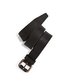 Bloomingdale's Boys Leather Belt, Little Kid, Big Kid - 100% Exclusive_0