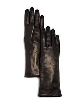 Bloomingdale's - Cashmere Lined Leather Gloves - 100% Exclusive