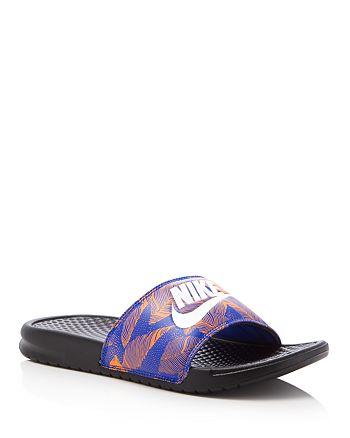5de9e45d8130 Nike - Men s Benassi JDI Print Slide Sandals