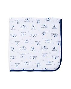 Little Me Infant Boys' Puppy Print Receiving Blanket - Bloomingdale's_0