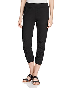 XCVI - Jetter Ruched Crop Pants