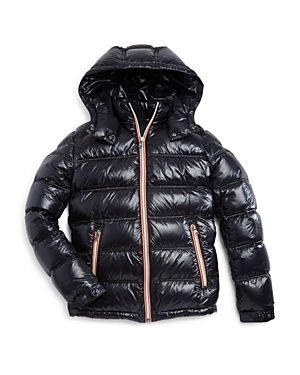 Moncler Boys Gaston Down Puffer Jacket  Big Kid