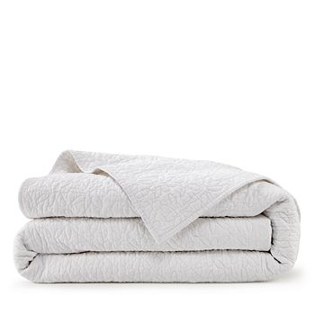 bluebellgray - Fern Coverlet, Queen