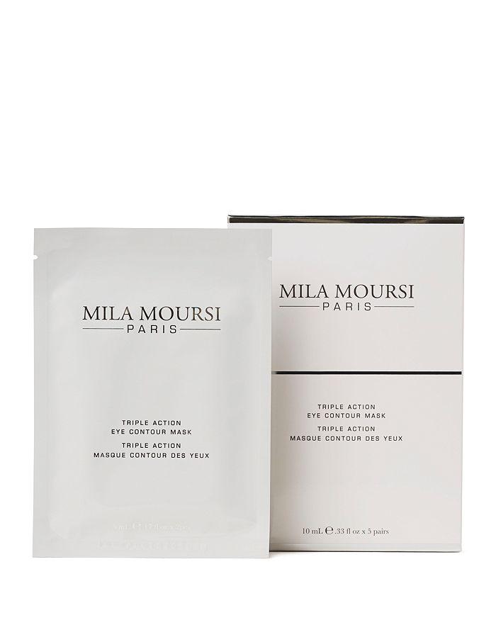 Mila Moursi - Triple Action Eye Contour Mask