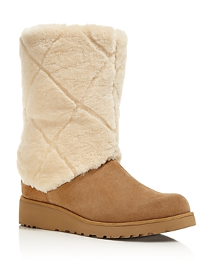 Ugg Ariella Luxe Shearling Boots