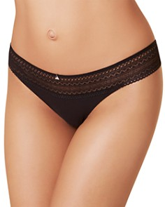 Passionata by Chantelle Cheeky Thong - Bloomingdale's_0