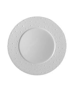 Bernardaud - Ecume White Service Plate