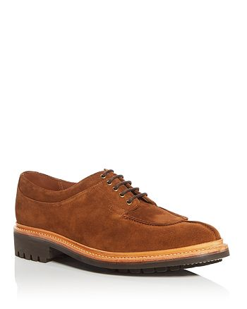 Grenson - Percy Apron Toe Oxfords