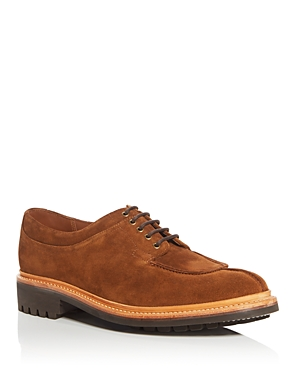 Grenson Percy Apron Toe Oxfords