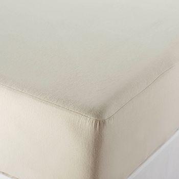 Coyuchi - Organic Cotton Mattress Protector Natural, California King