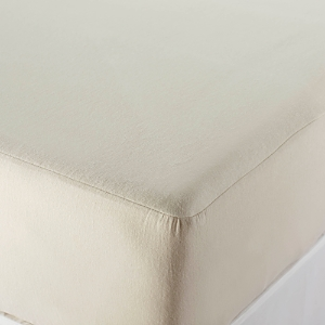 Coyuchi Organic Cotton Mattress Protector Natural, King