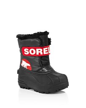 Sorel - Boys' Snow Commander™ Boots - Toddler, Little Kid