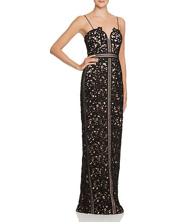 Bariano - Lace Gown