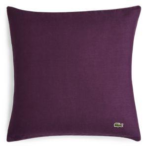 Lacoste Miami Decorative Pillow, 18 x 18