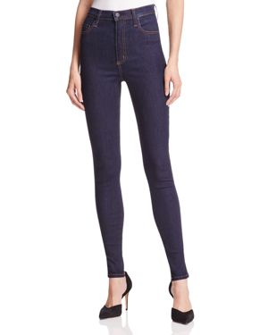 Nobody Siren Skinny Jeans in Stay Blue